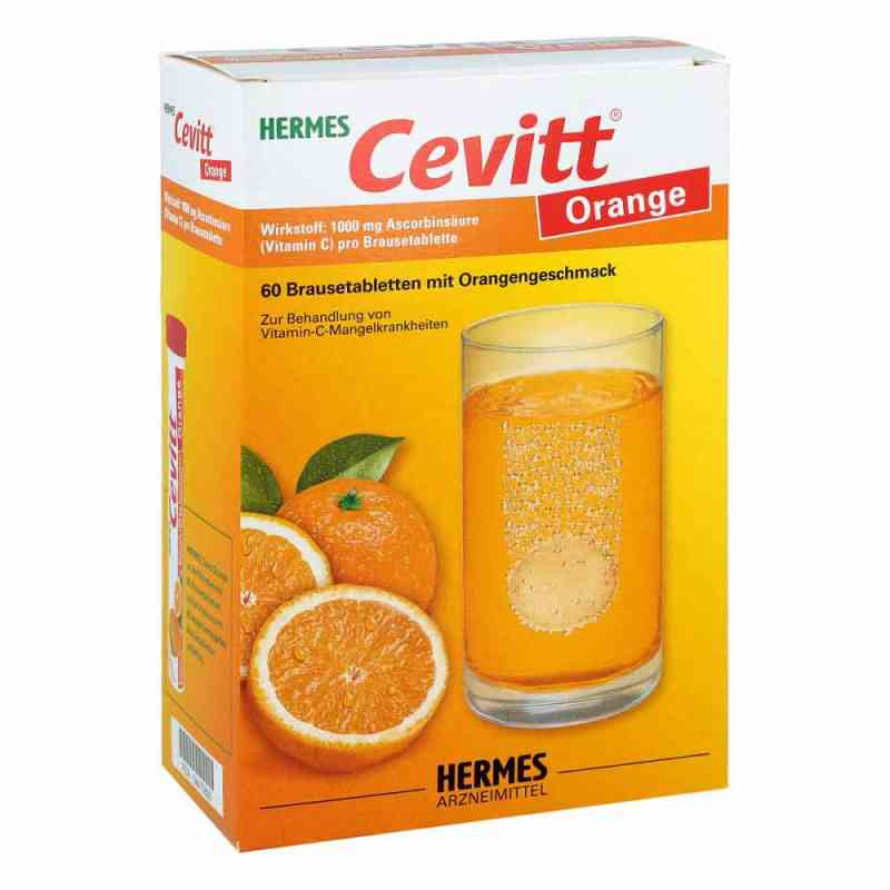 Hermes Cevitt Orange Brausetabletten  bei versandapo.de bestellen