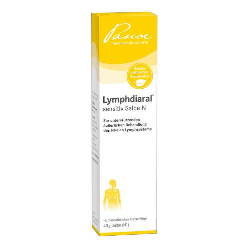 Lymphdiaral Sensitiv Salbe N  bei versandapo.de bestellen