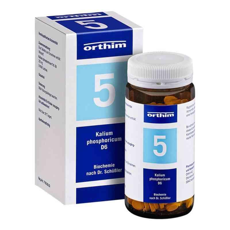 Biochemie Orthim 5 Kalium phosphoricum D 6 Tabletten   bei versandapo.de bestellen