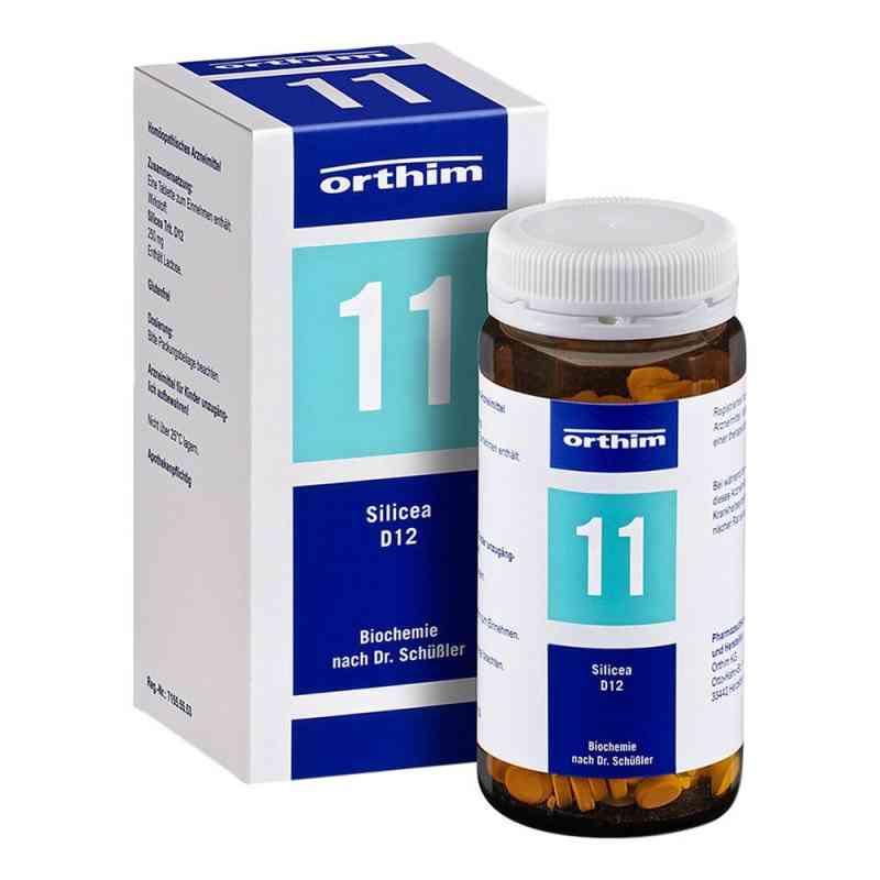 Biochemie Orthim 11 Silicea D 12 Tabletten  bei versandapo.de bestellen