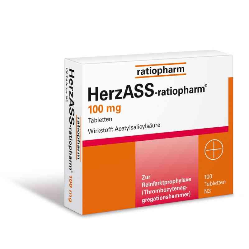 HerzASS-ratiopharm 100mg  bei versandapo.de bestellen