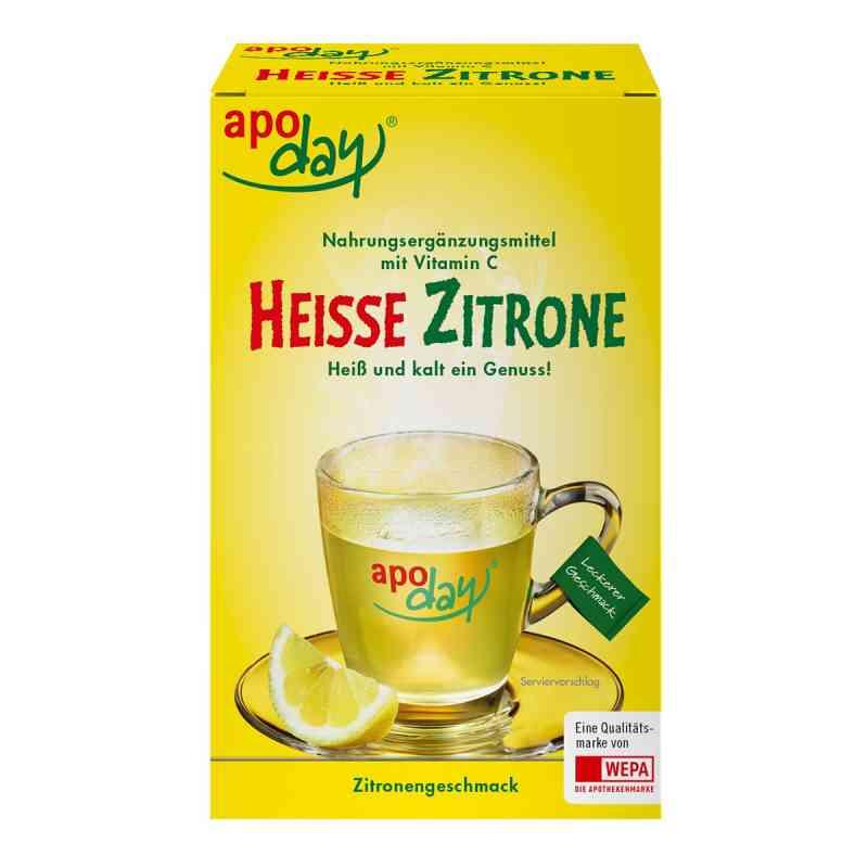 Apoday Heisse Zitrone Vitamine c Pulver  bei versandapo.de bestellen