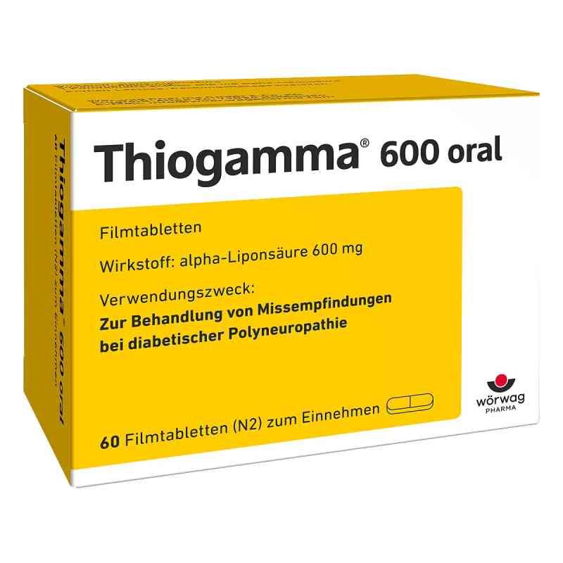 Thiogamma 600 oral  bei versandapo.de bestellen