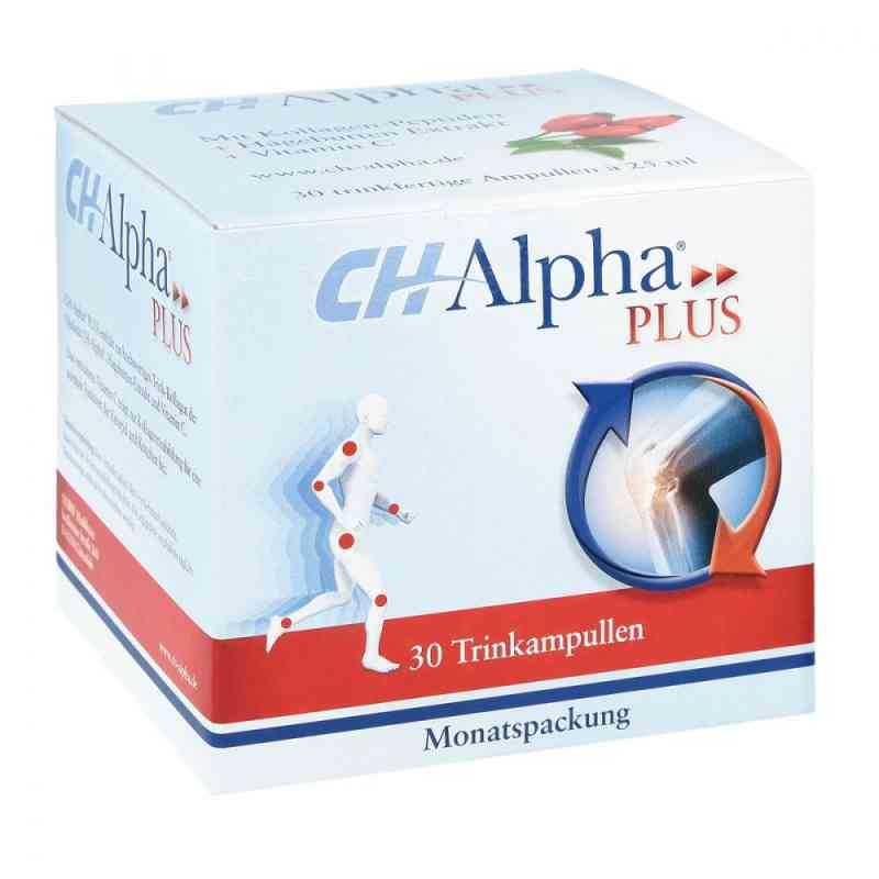 Ch Alpha Plus Trinkampullen  bei versandapo.de bestellen