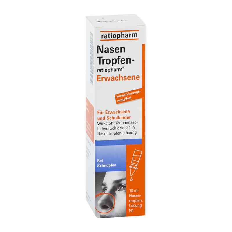 NasenTropfen-ratiopharm Erwachsene  bei versandapo.de bestellen