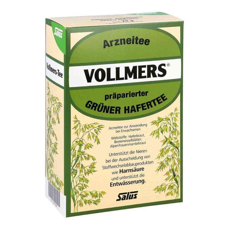 Vollmers präparierter Grüner Hafertee  bei versandapo.de bestellen