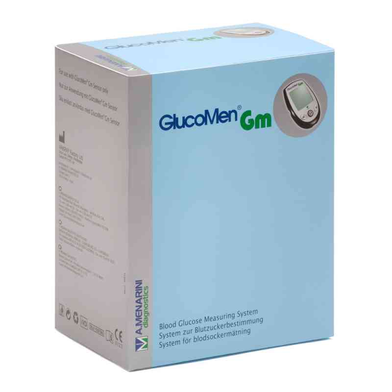 Glucomen Gm Sensor Teststreifen  bei versandapo.de bestellen