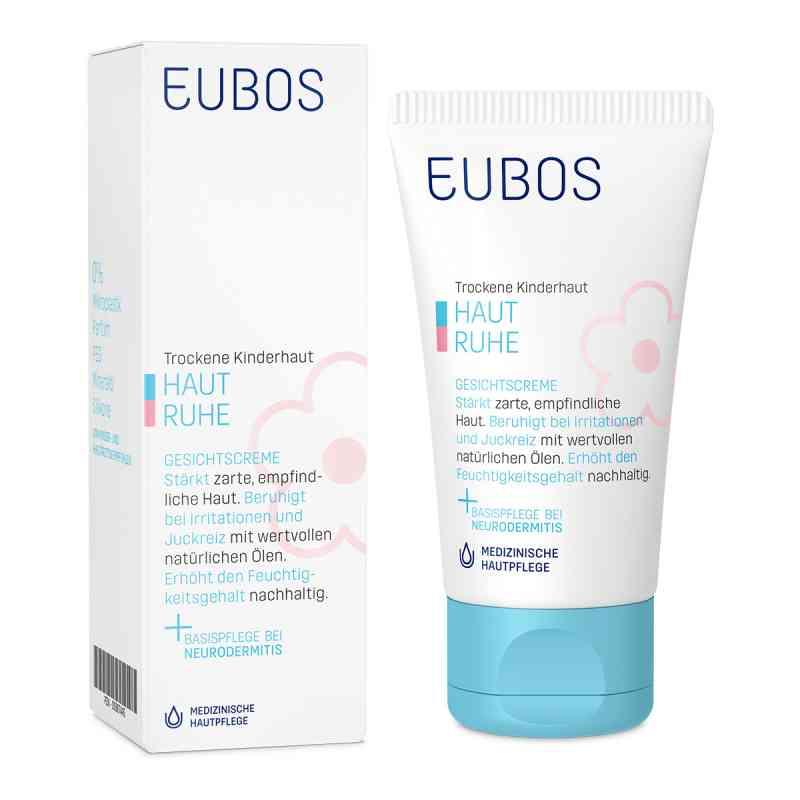 Eubos Kinder Haut Ruhe Gesichtscreme  bei versandapo.de bestellen