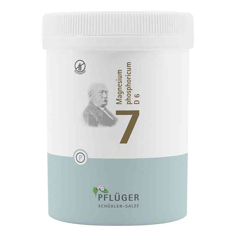 Biochemie Pflüger 7 Magnesium phosphoricum D6 Tabletten  bei versandapo.de bestellen