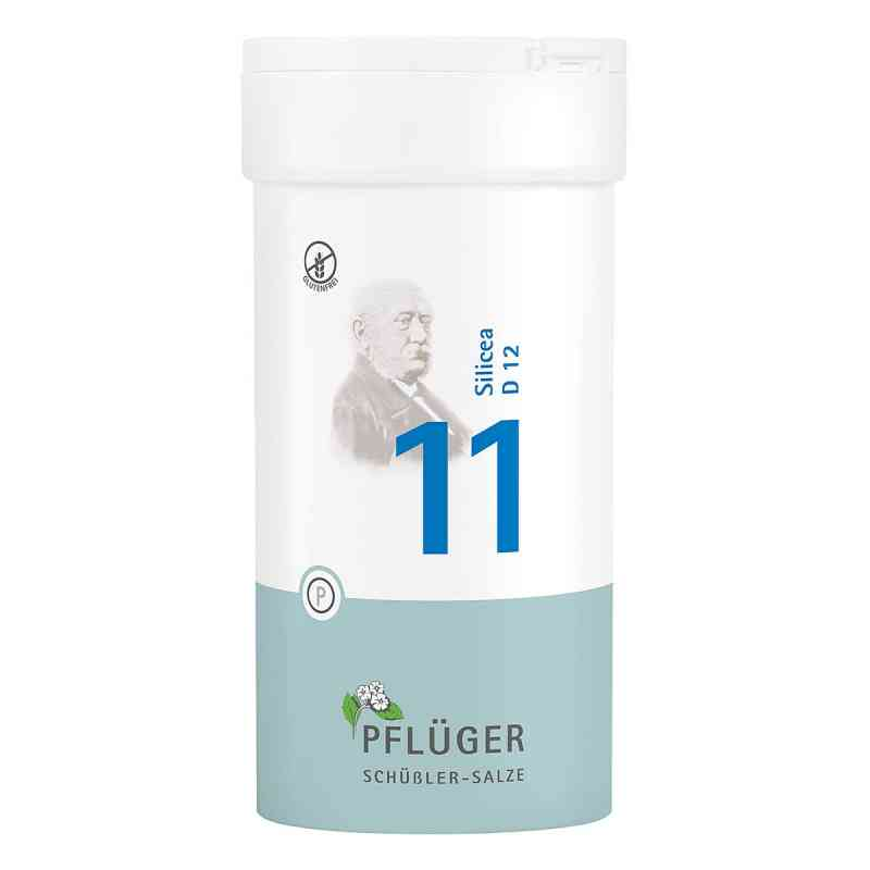 Biochemie Pflüger 11 Silicea D12 Tabletten  bei versandapo.de bestellen