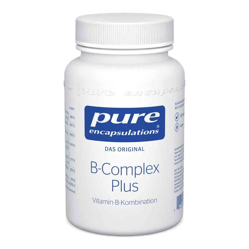 Pure Encapsulations B Complex plus Kapseln  bei versandapo.de bestellen