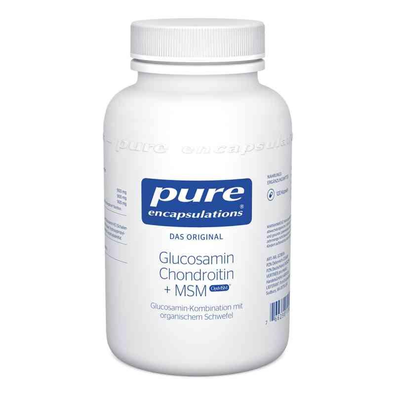 Pure Encapsulations Glucosamin+chondr.+msm Kapseln  bei versandapo.de bestellen