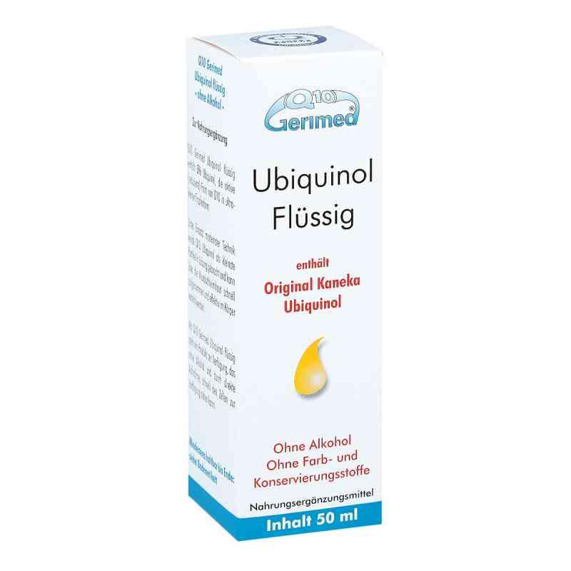 Q10 Gerimed Ubiquinol flüssig  bei versandapo.de bestellen
