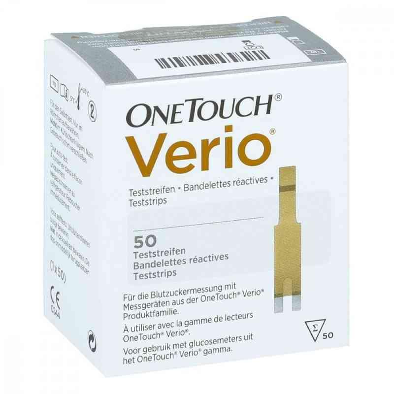 One Touch Verio Teststreifen  bei versandapo.de bestellen