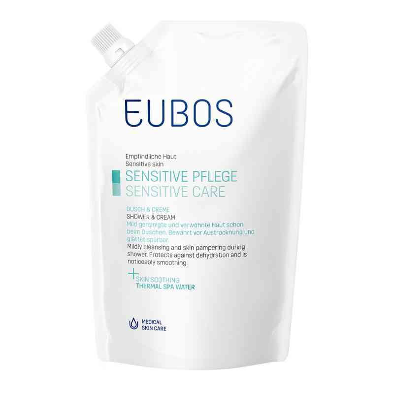 Eubos Sensitive Dusch & Creme Nachfüllbtl.  bei versandapo.de bestellen