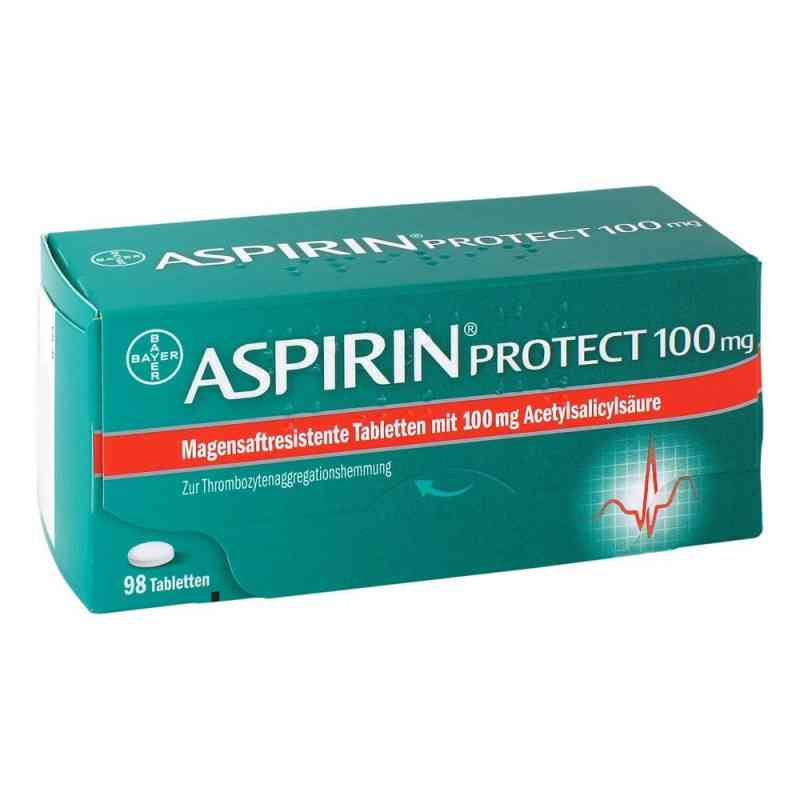 Aspirin protect 100mg  bei versandapo.de bestellen