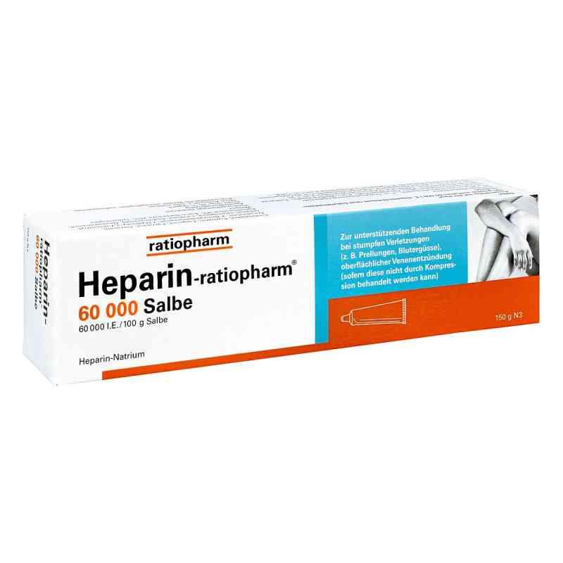 Heparin-ratiopharm 60000  bei versandapo.de bestellen