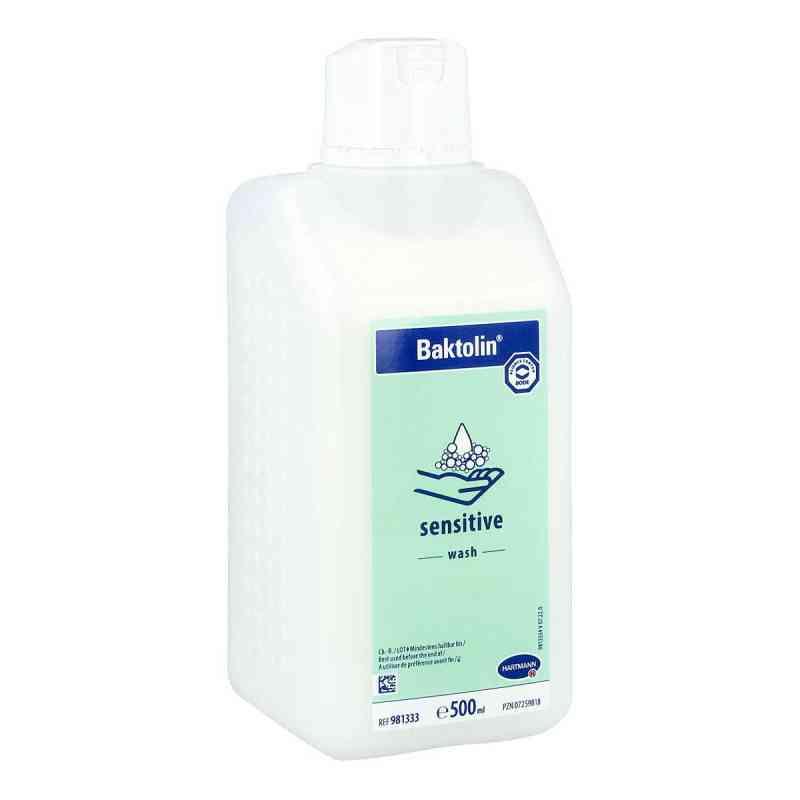 Baktolin sensitive Lotion  bei versandapo.de bestellen