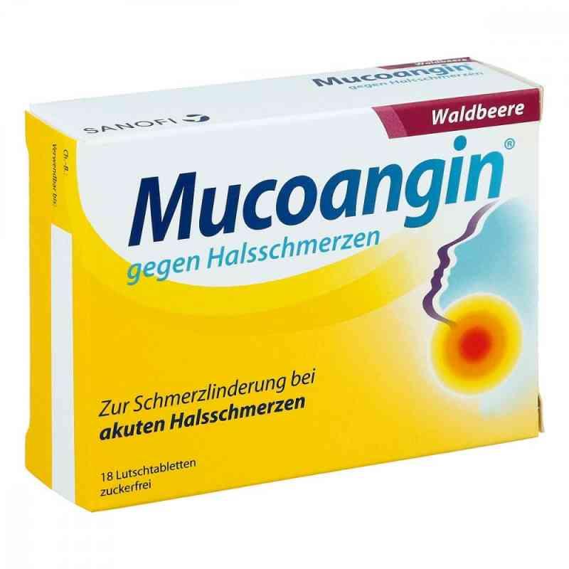 Mucoangin gegen Halsschmerzen Waldbeere  bei versandapo.de bestellen