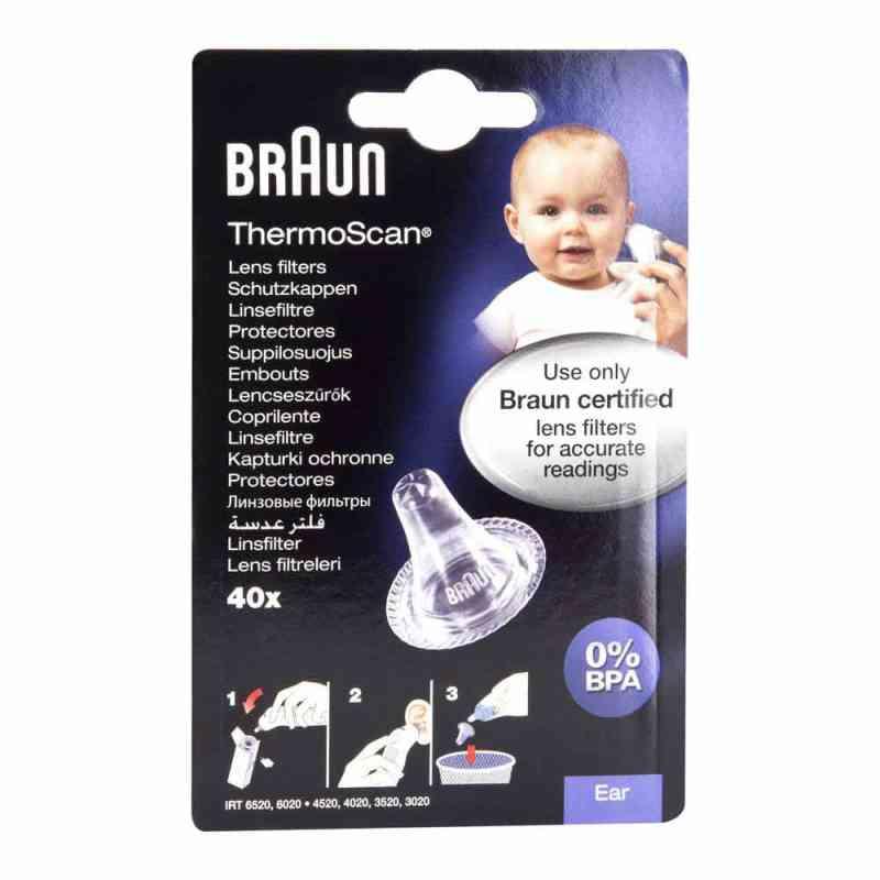 Braun Thermoscan Schutzkappen Lf 40  bei versandapo.de bestellen