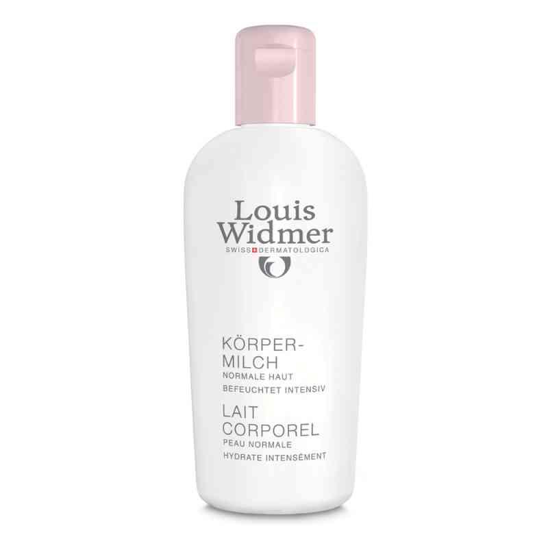 Widmer Körpermilch leicht parfümiert  bei versandapo.de bestellen
