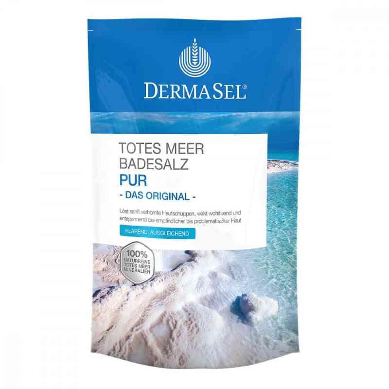 Dermasel Totes Meer Badesalz Pur  bei versandapo.de bestellen