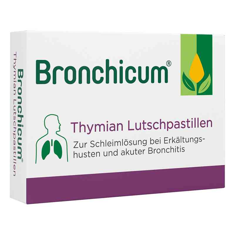Bronchicum Thymian Lutschpastillen  bei versandapo.de bestellen