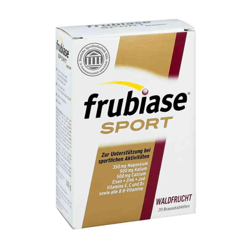 Frubiase Sport Waldfrucht Brausetabletten  bei versandapo.de bestellen