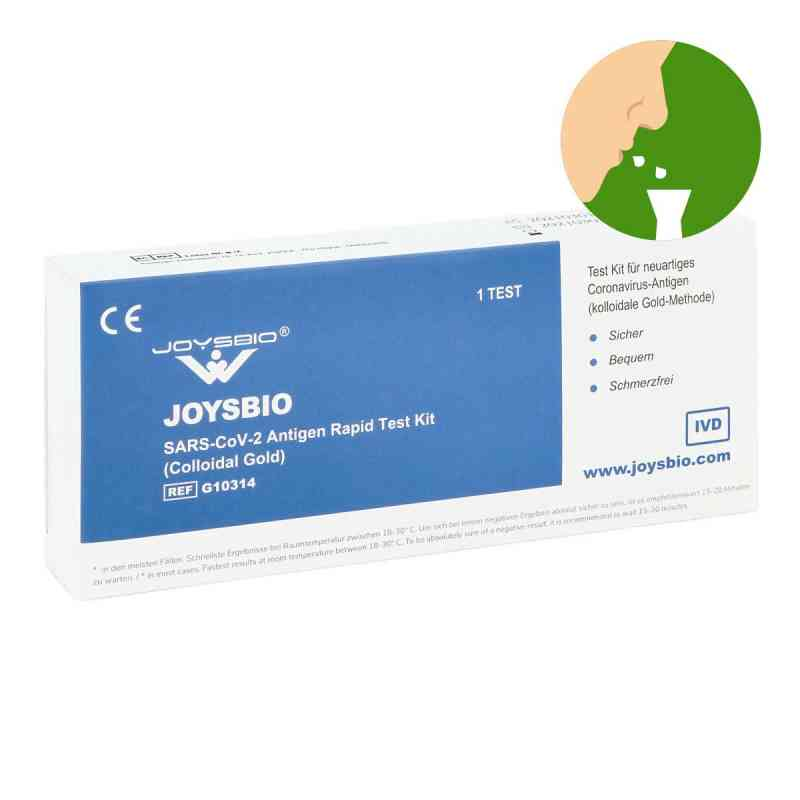JOYSBIO SARS-CoV-2 Antigen Rapid Spucktest  bei versandapo.de bestellen