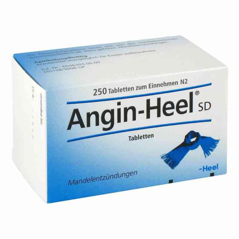Angin Heel Sd Tabletten  bei versandapo.de bestellen