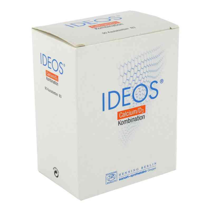 Ideos 500mg/400 internationale Einheiten  bei versandapo.de bestellen