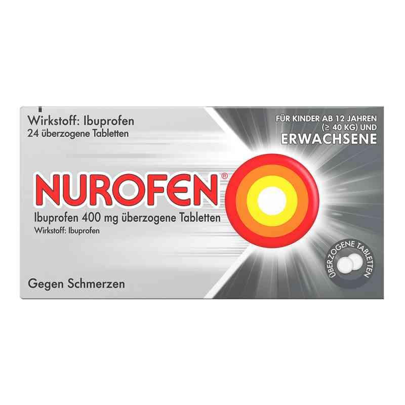 Nurofen Ibuprofen 400mg  bei versandapo.de bestellen
