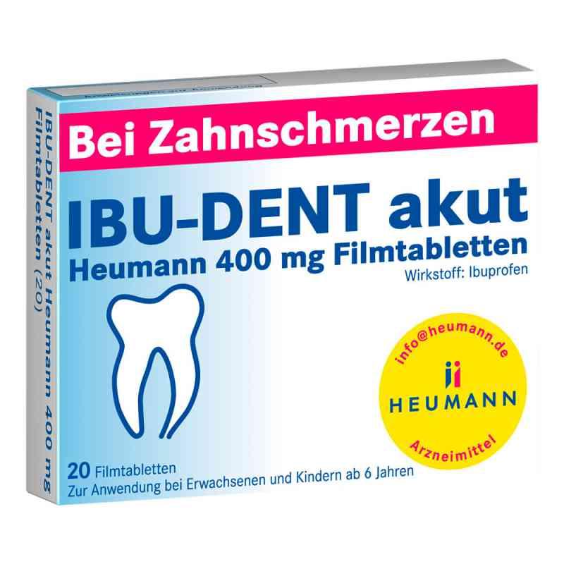 IBU-DENT akut Heumann 400mg  bei versandapo.de bestellen