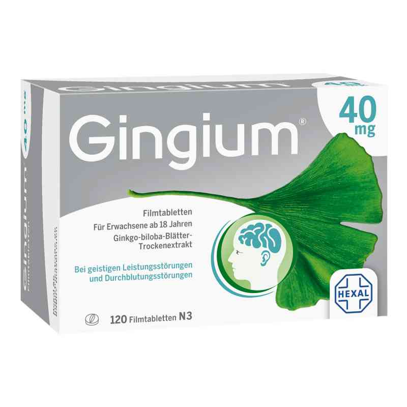 Gingium 40mg  bei versandapo.de bestellen