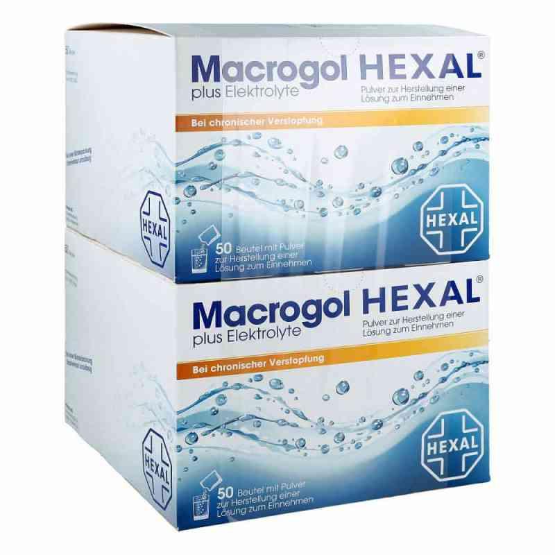 Macrogol HEXAL plus Elektrolyte  bei versandapo.de bestellen