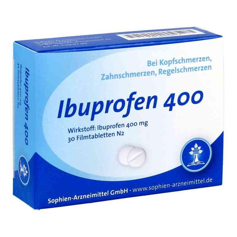 Ibuprofen 400 Sophien  bei versandapo.de bestellen