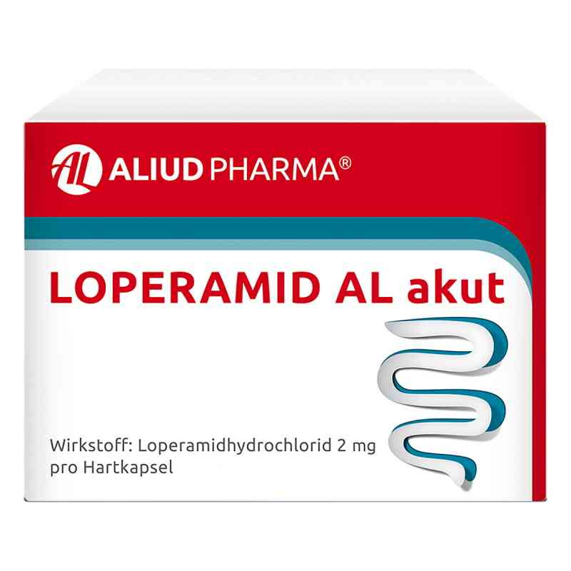 Loperamid AL akut  bei versandapo.de bestellen