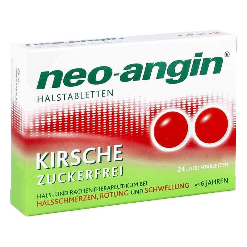 Neo-Angin Halstabletten Kirsche  bei versandapo.de bestellen