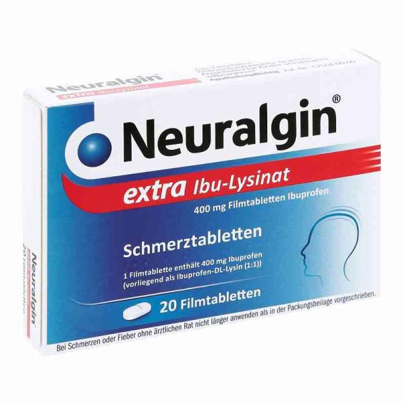 Neuralgin extra Ibu-Lysinat  bei versandapo.de bestellen