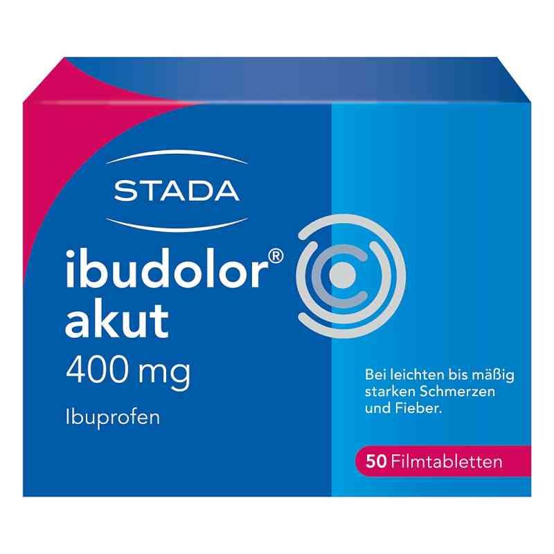 Ibudolor akut 400mg  bei versandapo.de bestellen