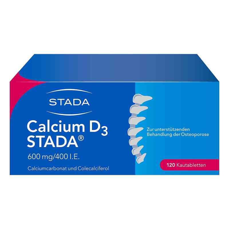 Calcium D3 STADA 600mg/400 internationale Einheiten  bei versandapo.de bestellen