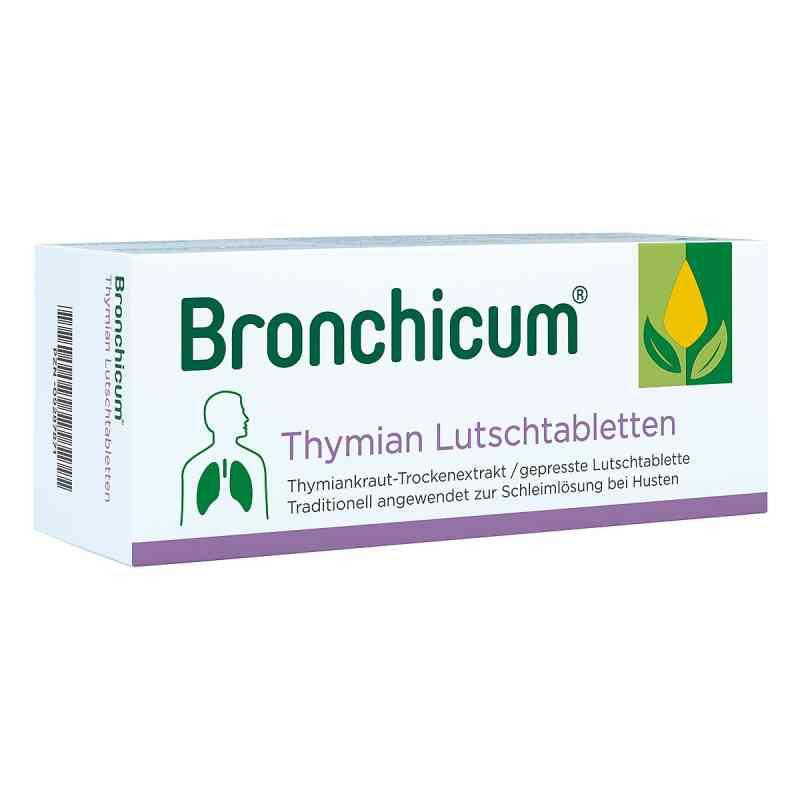 Bronchicum Thymian Lutschtabletten - bei Husten  bei versandapo.de bestellen