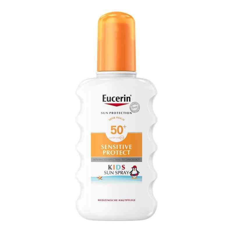 Eucerin Sun Sensitive Protect Kids Sun Spray LSF 50+  bei versandapo.de bestellen