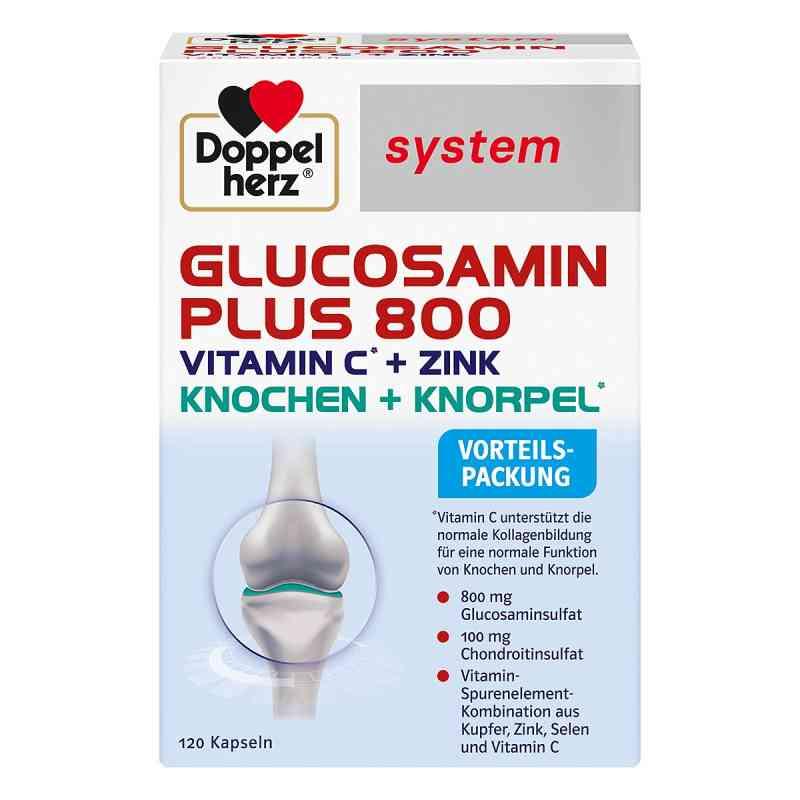 Doppelherz Glucosamin Plus 800 system Kapseln  bei versandapo.de bestellen