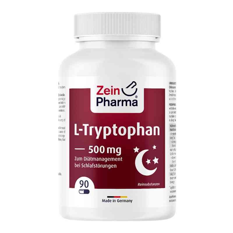 L-tryptophan 500 mg Kapseln  bei versandapo.de bestellen