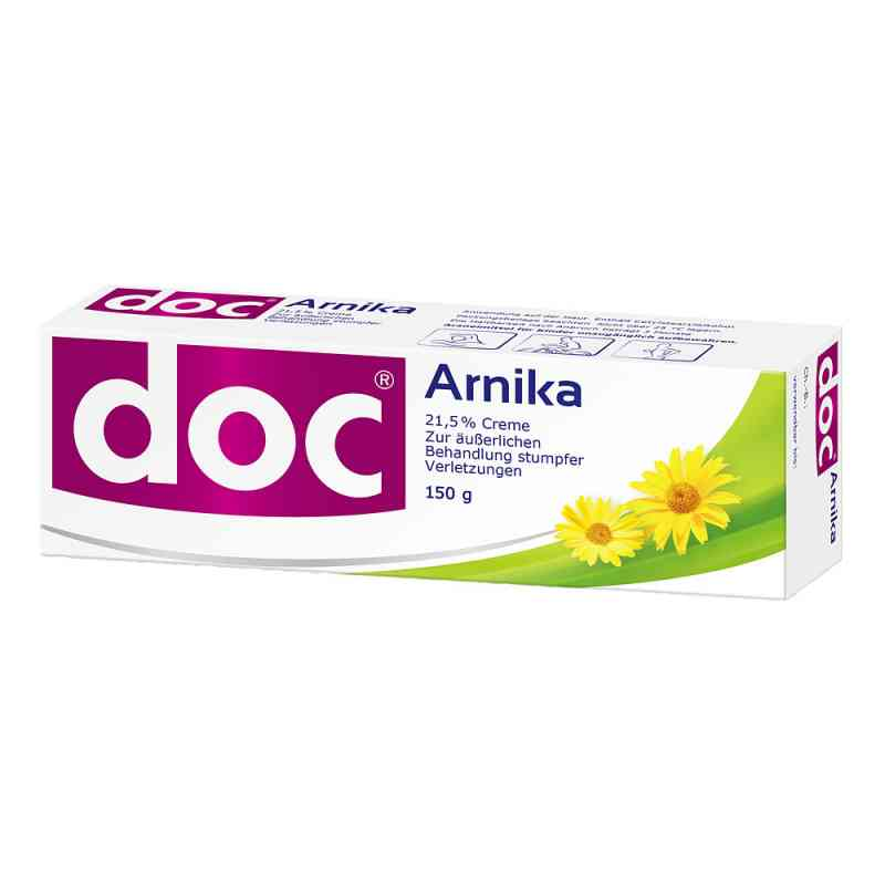 Doc Arnika Creme  bei versandapo.de bestellen
