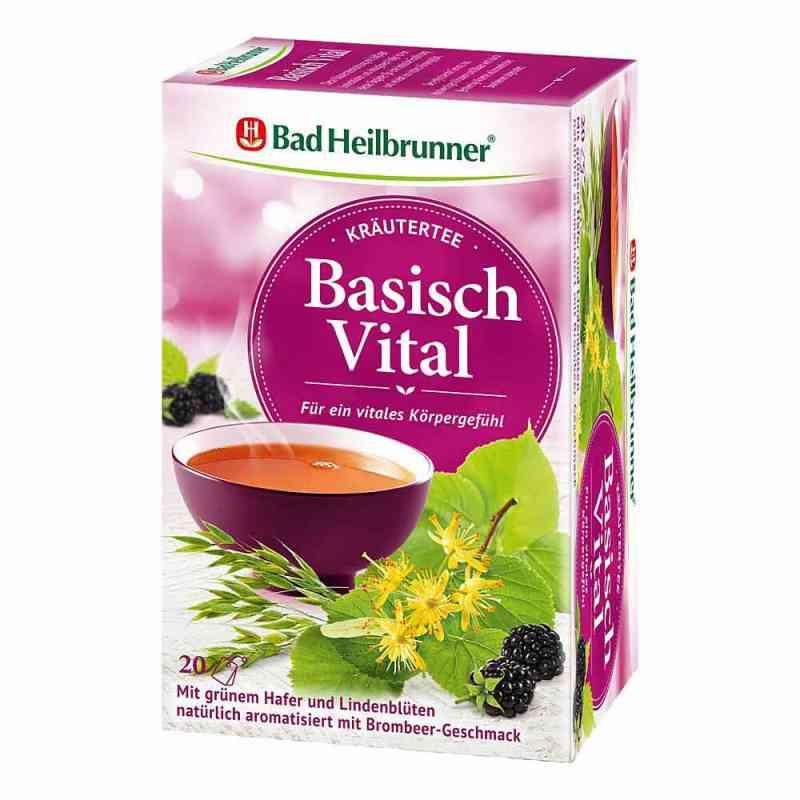 Bad Heilbrunner Kräutertee Basisch Vital  bei versandapo.de bestellen