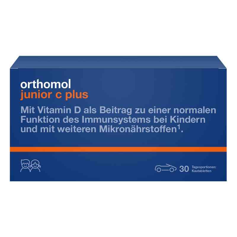 Orthomol Junior C plus Kautablette (n) mandarine/orange  bei versandapo.de bestellen