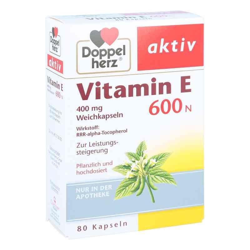 Doppelherz Vitamin E 600 N Weichkapseln  bei versandapo.de bestellen