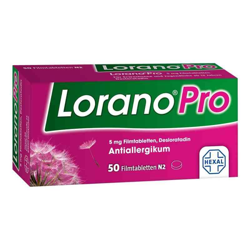 Loranopro 5 mg Filmtabletten  bei versandapo.de bestellen